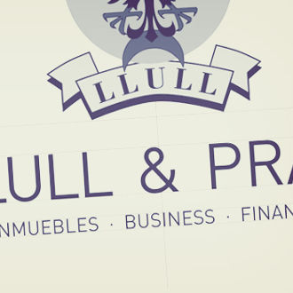 New corporate image Llull & Pracz